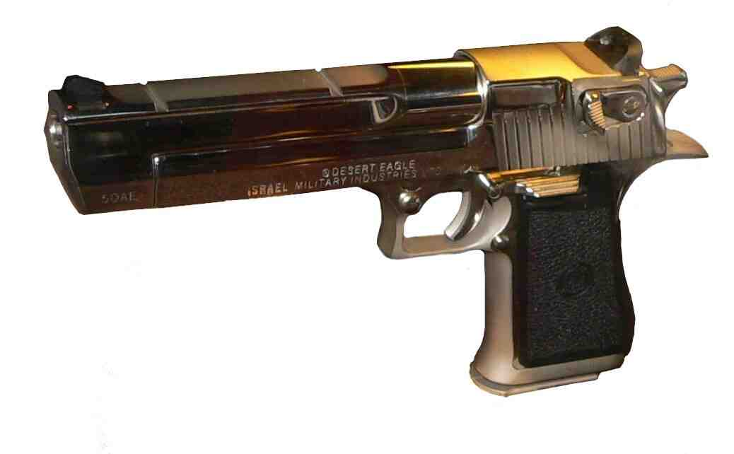 Quel est le meilleur pistolet au monde?