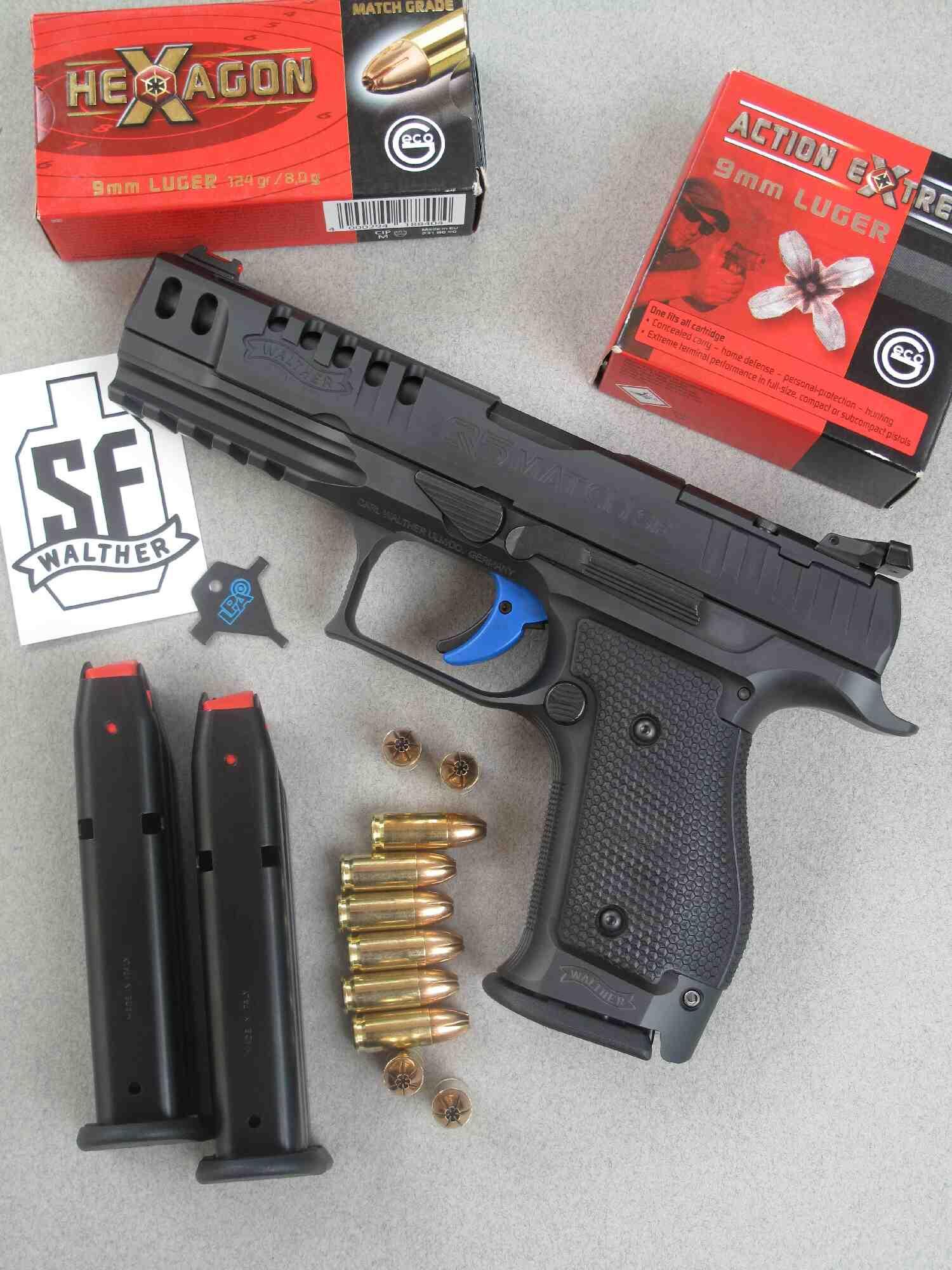 Quel genre de tir à l'arme à feu commence?