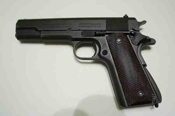 Quel permis d'armes à feu?