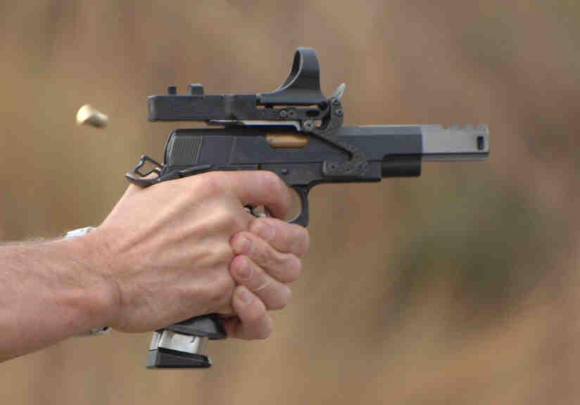 Quel pistolet pour le tir sportif ?