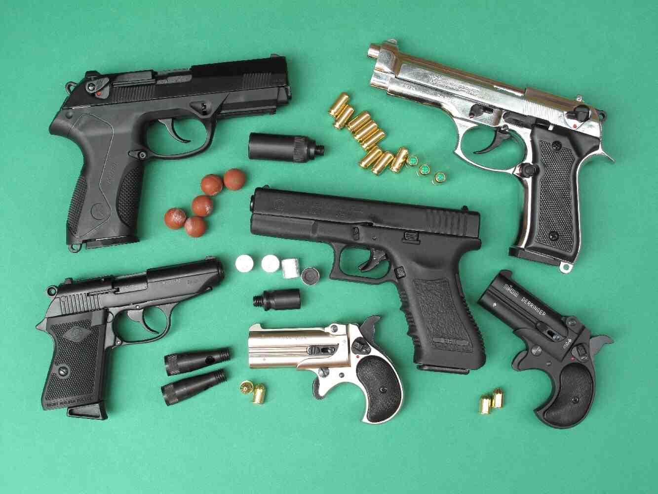 Quelle est l'arme de poing la plus puissante au monde?