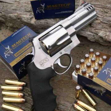 Quelle est le pistolet le plus puissant au monde ?