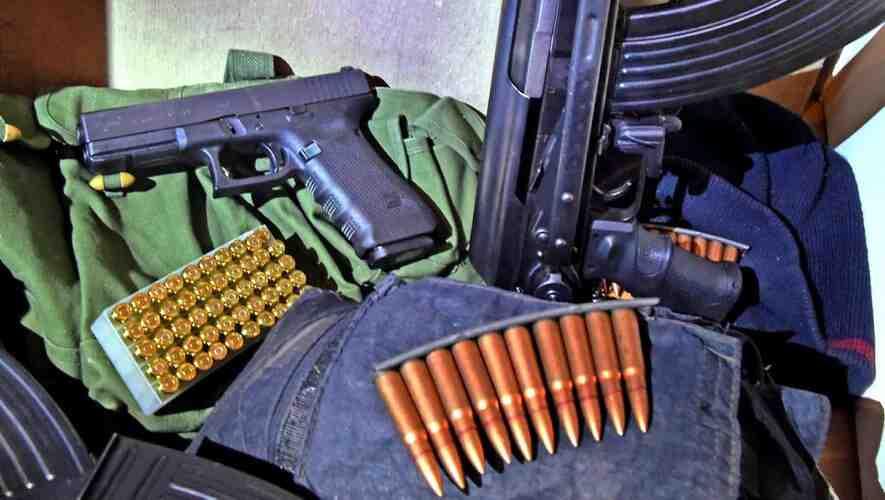Puis-je conserver mes armes à feu de catégorie B sans permis?
