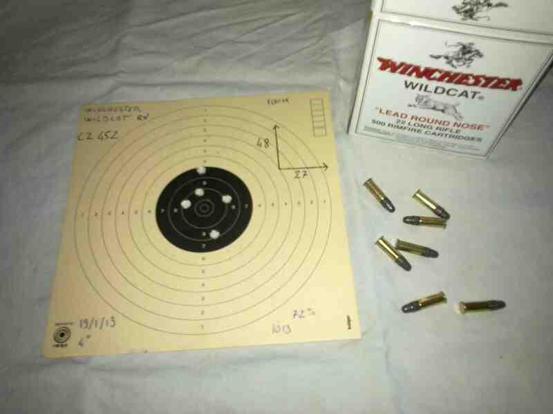Quelle est la distance de tir de 22 armes d'épaule?